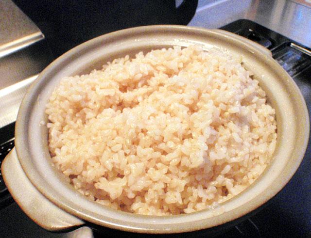 あなたの好みはどんな玄米?鍋一つで思うがままに炊こう!【びっくり炊き】