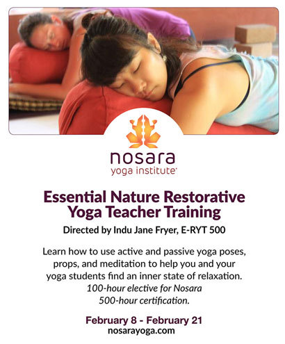 NYI Restorative Yoga