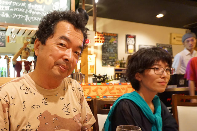 笑顔が素敵な保江先生