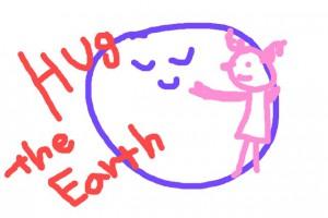 ◆地球にあいを伝える◆「地球ハグ瞑想」冬至の一斉イベント